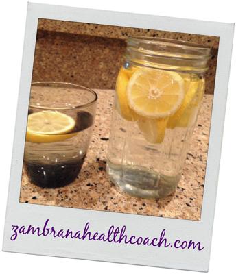 agua-con-Limón-