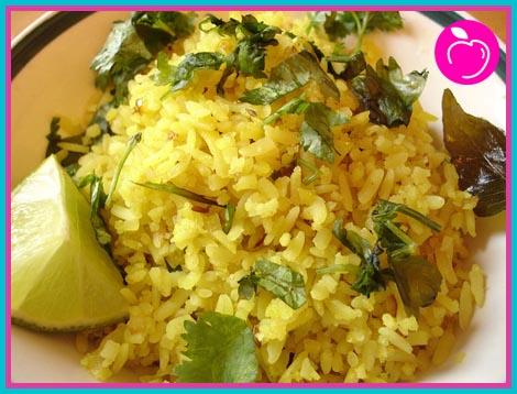 Zambrana Health Coach arroz-con-cilantro