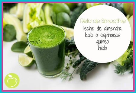 Zambrana Health Coach Smoothieverde