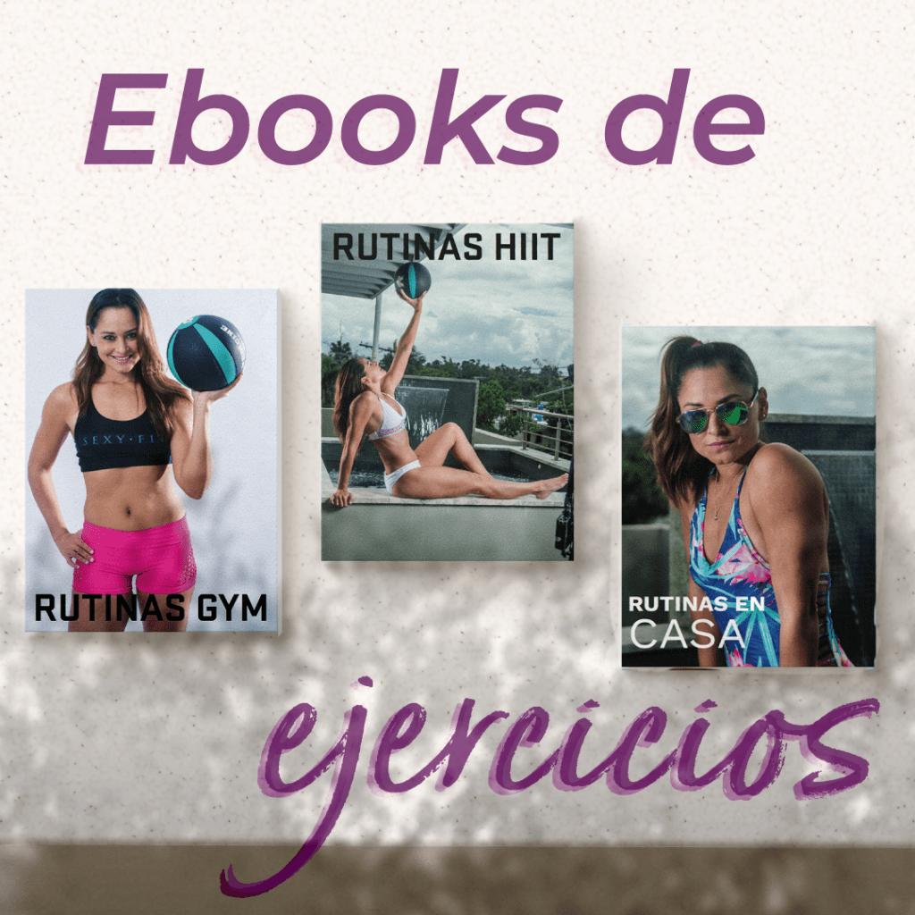 bundle ebooks de ejercicio